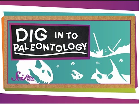 Dig In To Paleontology