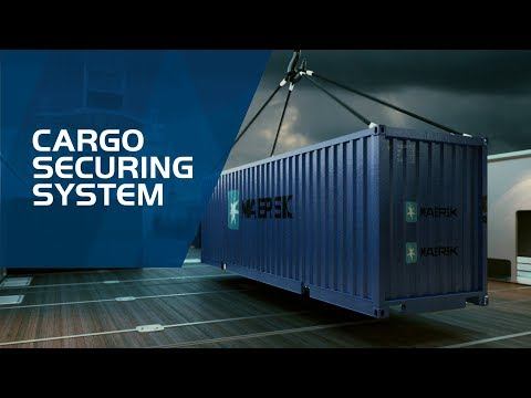 PALFINGER MARINE Winches and Offshore Equipment - Cargo Securing System (CSS)