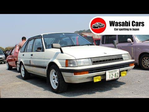 1985 Toyota Sprinter 1.5 ZX (AE81)