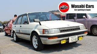 Video 1985 Toyota Sprinter 1.5 ZX (AE81) download MP3, 3GP, MP4, WEBM, AVI, FLV Oktober 2018