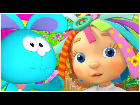 Garden for kids | Cartoon for kids | Kids Activities | Compilation | Everythings Rosie