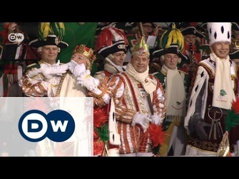 Karneval in Köln, Mainz und Rottweil   Hin & weg