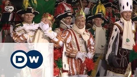 Karneval in Köln, Mainz und Rottweil | Hin & weg