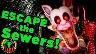 The SCARIEST FNAF Fan Game Ever! | Sinister Turmoil Sewers