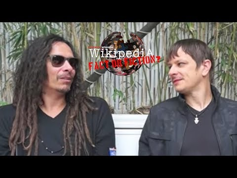 Korn's Munky + Ray Luzier - Wikipedia: Fact or Fiction?