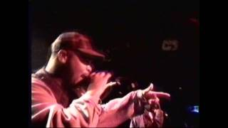 """Verbal Massage"" (live) - Prime Minister Pete Nice & DJ Daddy Rich 1993"