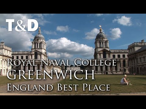 Royal Naval College, Greenwich - England Best Place 🇬🇧 Travel & Discover