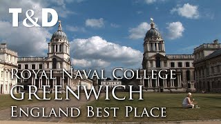 Royal Naval College, Greenwich - England Best Place - Travel & Discover