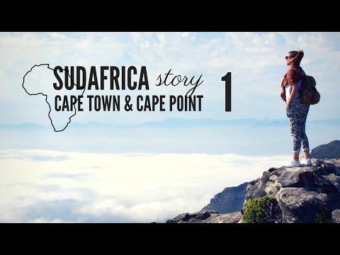 SUDAFRICA STORY - Ep. 1 - Da CAPE TOWN fino a Capo di Buona Speranza