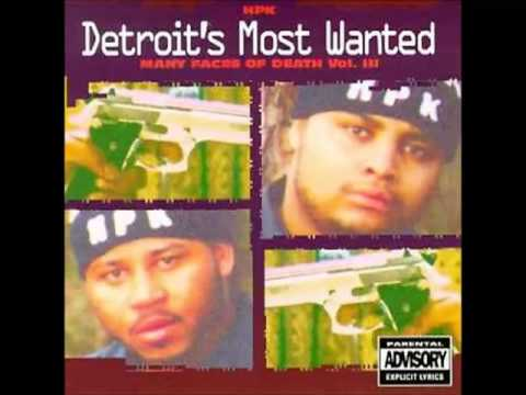Detroit's Most Wanted - I Never Had A Good Day