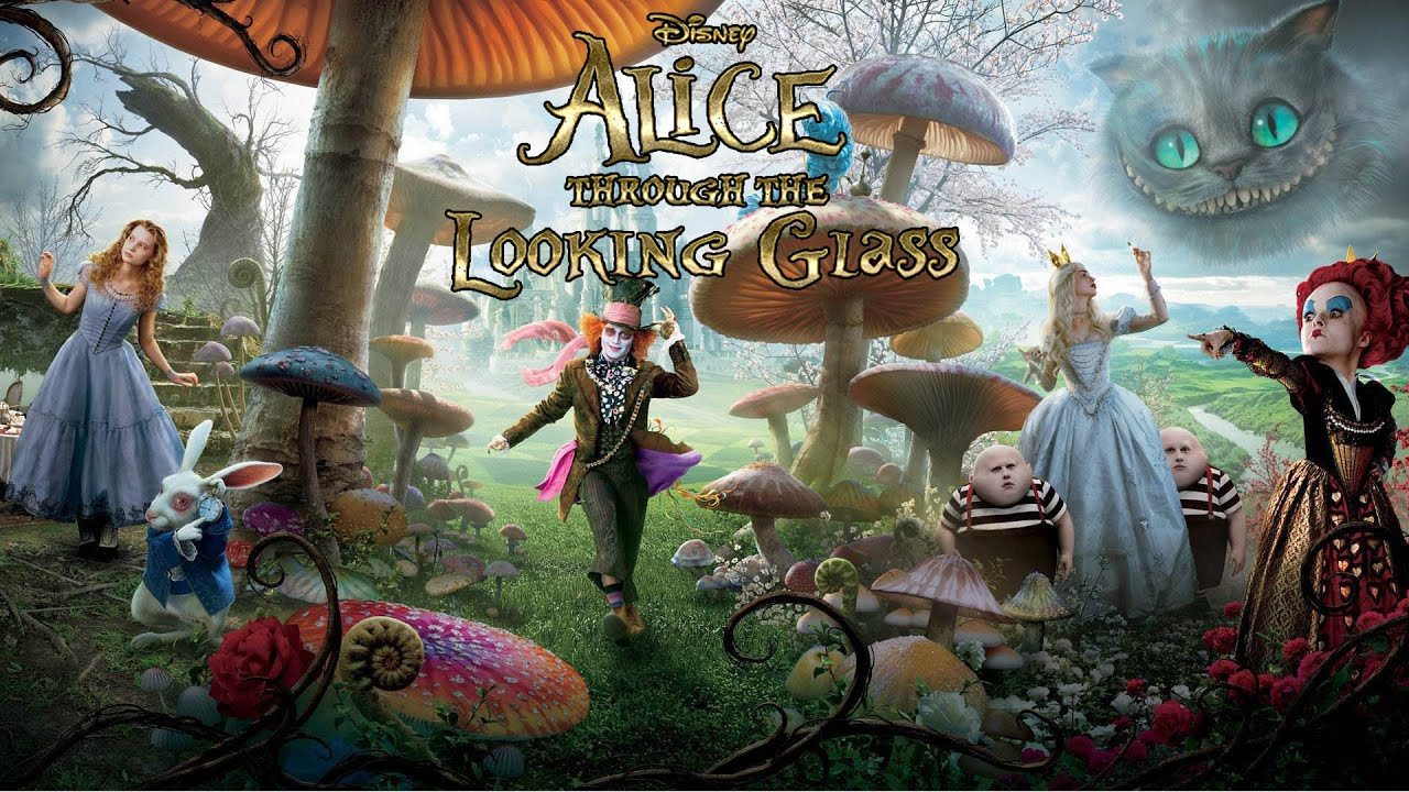 Download Alice Through the Looking Glass (Original Motion Picture Soundtrack) 28 Just Like Fire