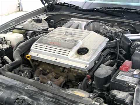 2002 lexus es300 engine mounts diagram on is this an engine mount problem wmv youtube 1996 Infiniti G20 Engine Diagram 2004 Lexus IS 300 Engine Diagram