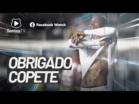 OBRIGADO, COPETE!