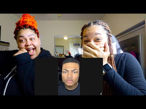 funny tik tok video try not to laugh (97.4% FAILED) US UK Reaction