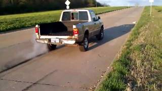 2000 Ford Ranger Burnout v6 3.0 vulcan engine