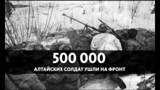 Сколько всего наших земляков ушло на фронт во время Великой Отечественной войны?