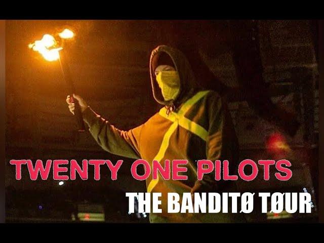 Twenty One Pilots — THE BANDITØ TØUR 2019 [Songkick Tour Wrap Up]
