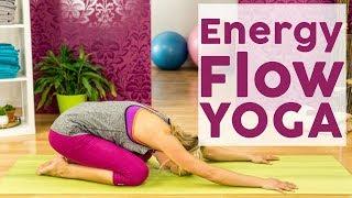 Für jede Menge neue Energie: Energy Flow Yoga