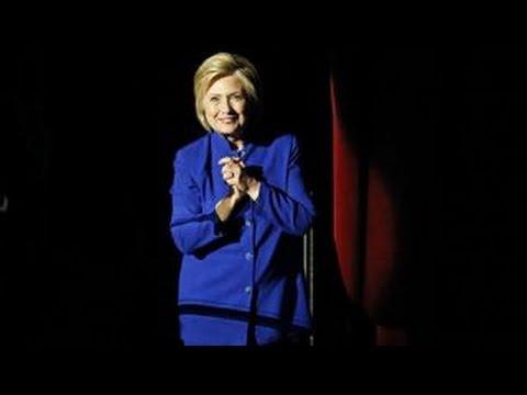 Hillary Clinton clinches Democratic presidential nomination
