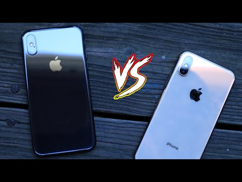 iPhone Xs Vs iPhone X | Very Weird Results!