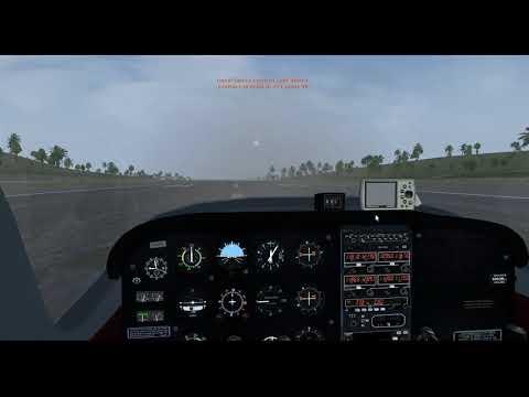 Now FlightGear has ATC! - the SpokenATC addon - YouTube
