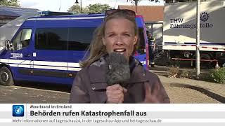 Moorbrand - Wie die Bundeswehr unsere Umwelt zerstört - Katastrophenfall im Emsland