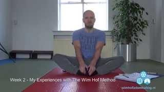 Wim Hof Method - My Experiences Week 2 Wim Hof Online Training