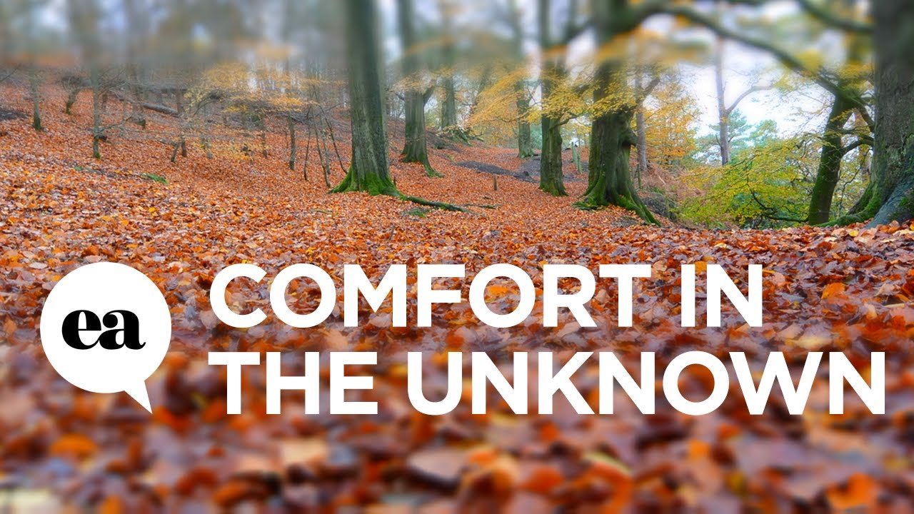 Be Comfortable in the Unknown | Joyce Meyer