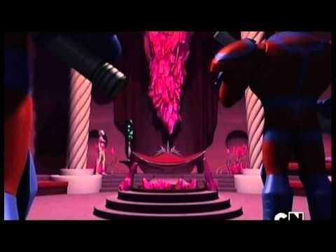 Green Lantern The Animated Series - Aya's Story