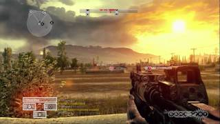 Operation Flashpoint: Red River Gameplay Demo (PC, PS3, Xbox 360)