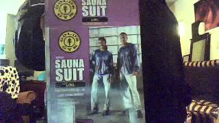 Gold's Gym Sauna Suit Review