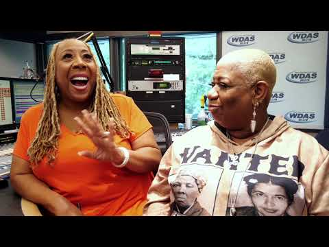Patty Jackson: Patty TV - Actress/Comedian Luenell #Dolemiteismyname #Coming2America