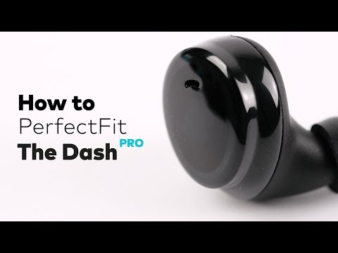 How To: PerfectFit The Dash Pro With FitSleeves And FitTips
