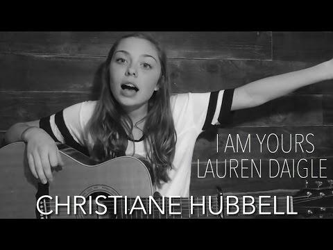 I Am Yours Ukulele Chords By Lauren Daigle Worship Chords