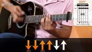 Meu Novo Mundo - Charlie Brown Jr. (aula de violão completa)