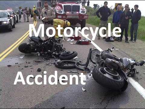 motorcycle accident attorney los angeles - YouTube