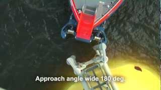 Crew Transfer & Windfarm Service Vessel - Mobimar 18 Wind