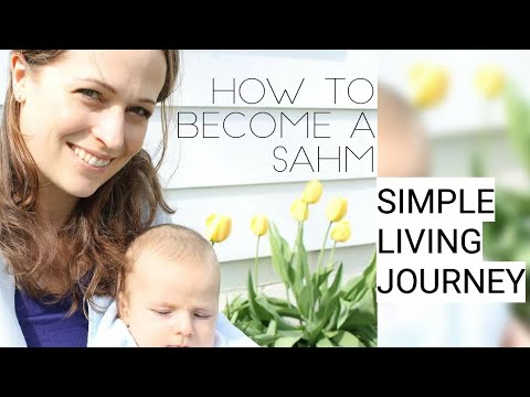 Why I Quit My Job & Became A SAHM. Simple Living Minimalist Family.