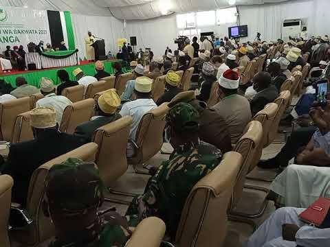 Download MAZITO.:  Sheikh Farid Aongea kwenye mkutano mkuu wa BAKWATA.