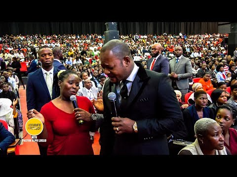 MUST WATCH: WOMAN SUCKS PEOPLEs BLOOD FOR WEALTH (prayed for by Pastor Alph Lukau)
