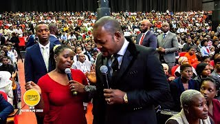 MUST WATCH: WOMAN SUCKS PEOPLE's BLOOD FOR WEALTH (prayed for by Pastor Alph Lukau)