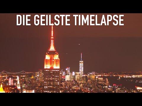 DIE GEILSTE TIMELAPSE MEINES LEBENS! // Travel Amerika #05