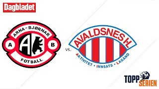Arna-Bjørnar vs Avaldsnes full match