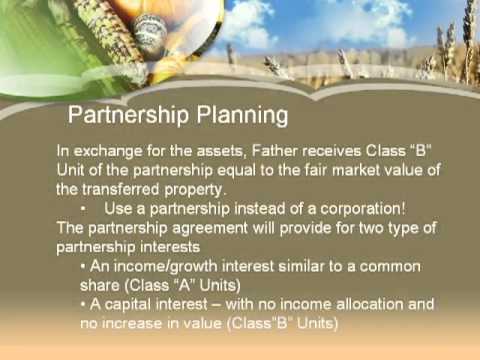 Farm Business & Operating Structures
