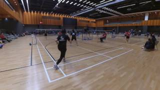 六羽 聯賽2017 女E 對Dream League 第五場