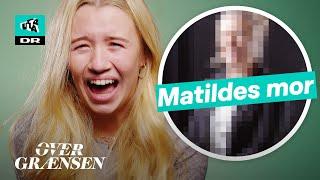 Matilde tvunget til at indrømme KÆMPE løgn! | Over grænsen | Ultra