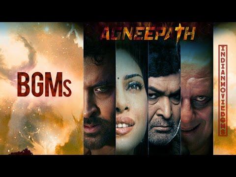 Agneepath BGMs | Jukebox | IndianMovieBGMS