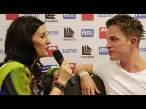 Dannic interview | ADE 2014