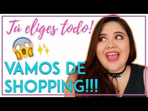 Vamonos De Shopping A krika!!!