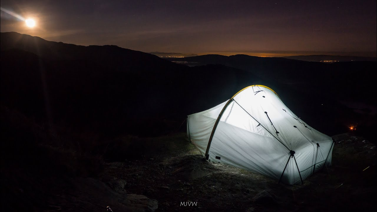 free shipping 1ce9d cbdc9 Wild Camping Gear for a summit camp in the NW Highlands